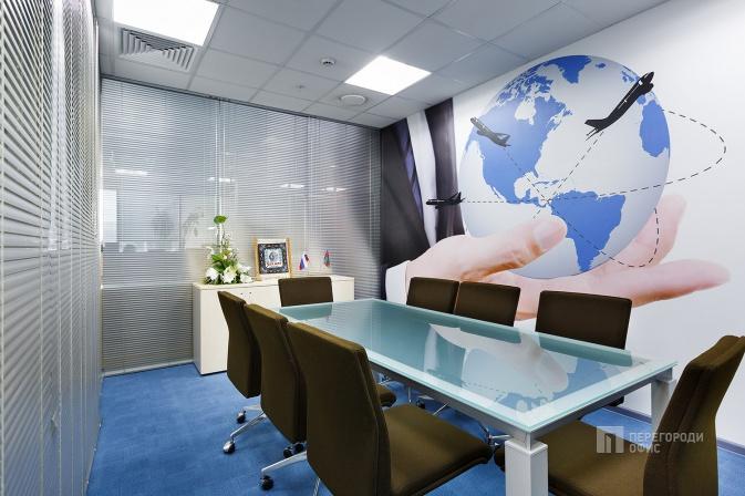 Офисные перегородки VIP-класса