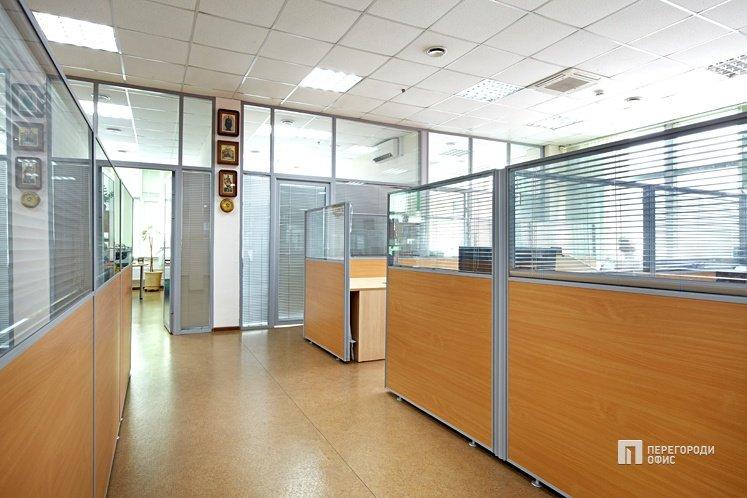 Офисные перегородки с расширенным практическим функционалом